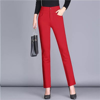 2018 new casual women's fashion popular special trousers WK56