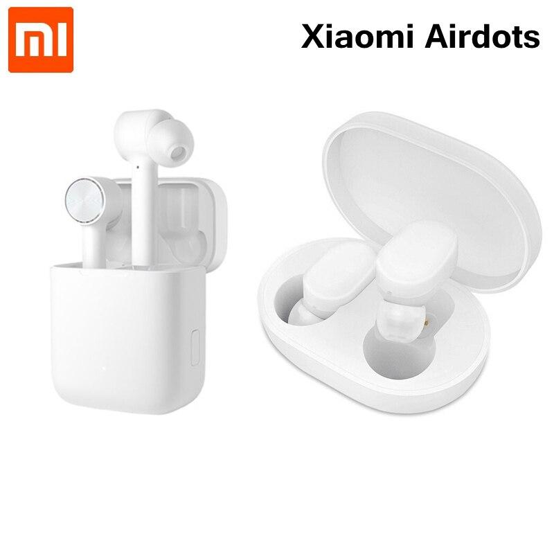 Casque sans fil Original Xiaomi Airdots Pro casque sans fil TWS Xiaomi Air Bluetooth interrupteur ANC contrôle automatique du robinet de Pause ENC en Stock