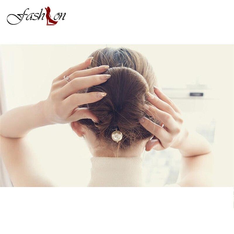 The New Arrival Women 's Hair Band Tools Headwear Synthetic Pearls Headband DIY Sponge Hair Clip Hair Accessories for women егоров а а приключения одиссея