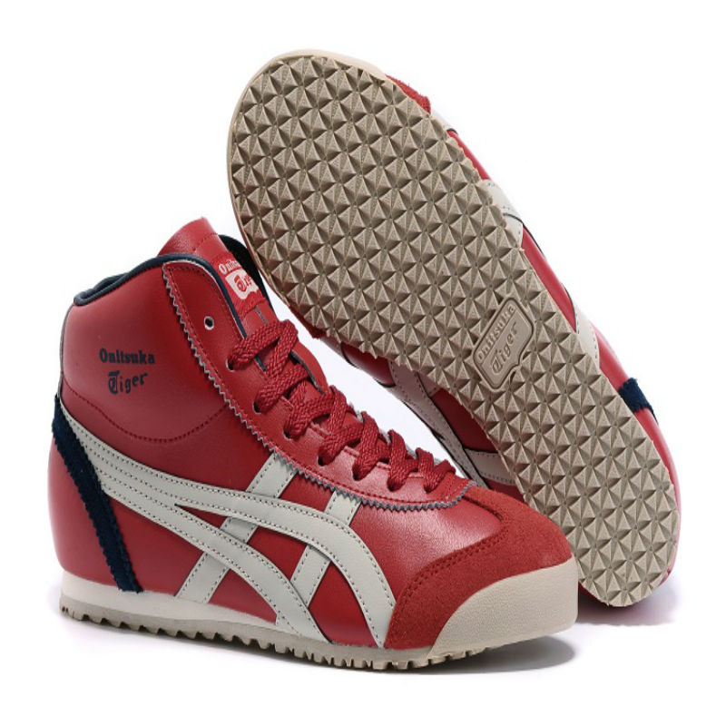 low priced 565ac 7e1c7 2018 Top ONITSUKA TIGER THL328 0113 MEXICO Mid Runner ...
