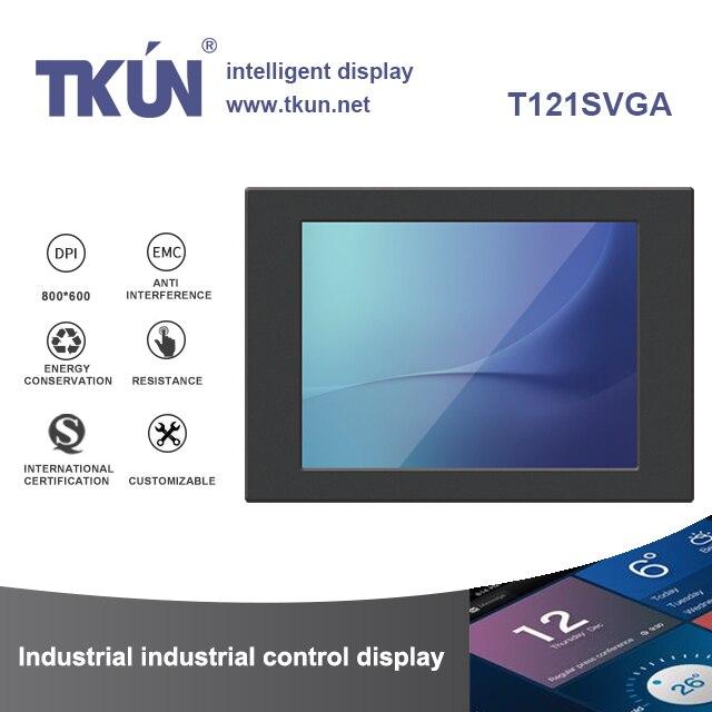 12 сенсорный ЖК монитор 12 Сопротивление экран сенсорный дисплей 12 сенсорный ЖК дисплей
