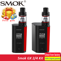 100 Original SMOK GX2 4 TC Vape Kit With 220W 350W Box Mod TFV8 Big Baby