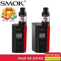 100 Original SMOK GX2 4 TC Vape Kit With 220W 350W Box Mod TFV8 Big Baby