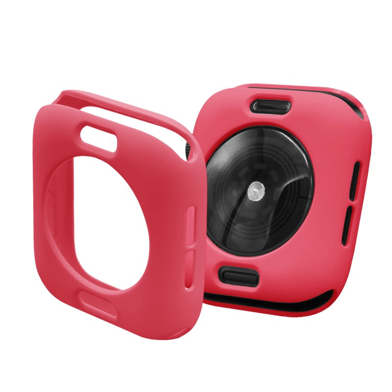 Soft Silicone Case for Apple Watch 50