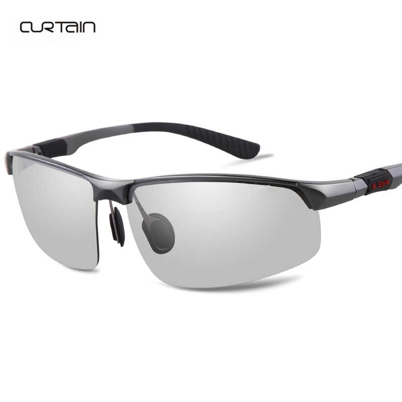 New Aluminum Polarized Sunglasses Men/'s Driving Glasses Outdoor Sports Eyewear