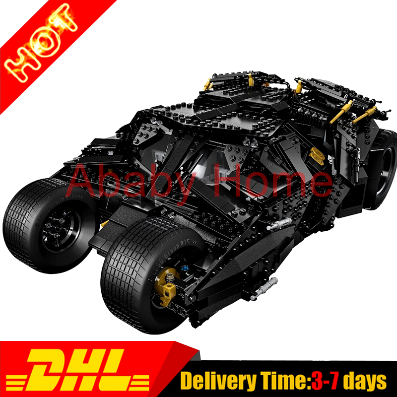 LEPIN 07060 New Super Hero Series The Batman Armored Chariot Set 76023 Educational Building Block Bricks Funny Boy Toys lepin 07060 super series heroes movie the batman armored chariot set diy model batmobile building blocks bricks children toys