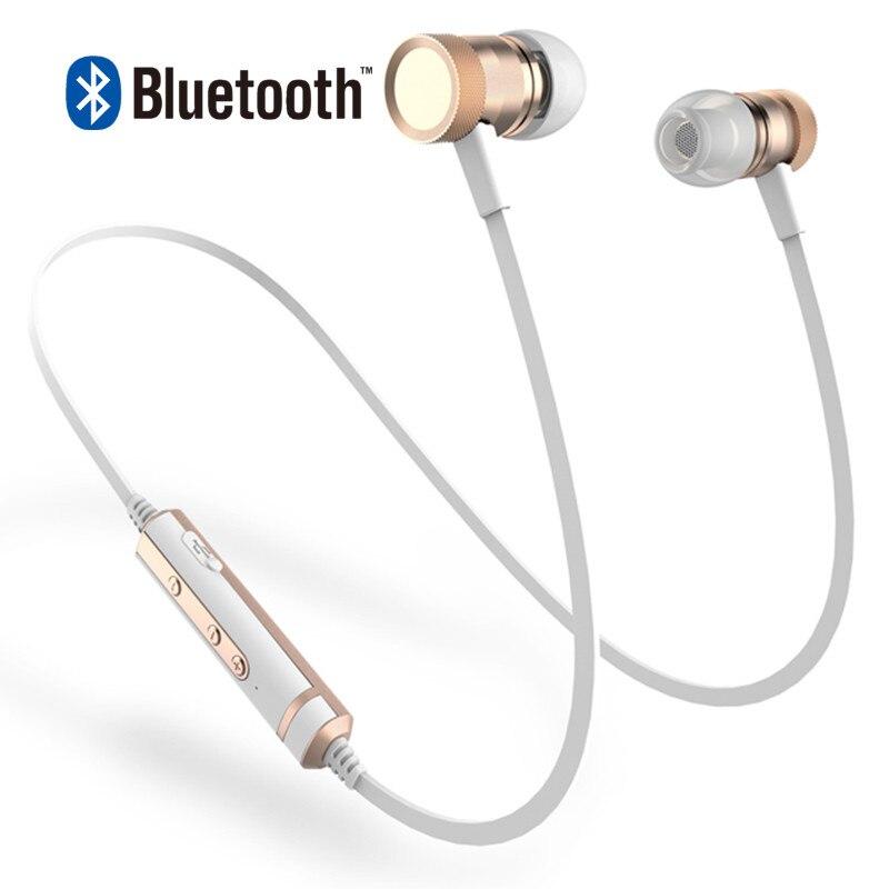 Son Entonnent H6 Sans Fil Bluetooth Écouteurs Avec Micro Stéréo Sport Courir fones de ouvido Casques pour iPhone Samsung Xiaomi