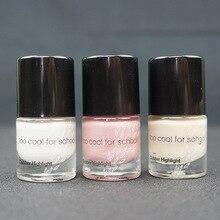 Brand Makeup 3 Color  Exquisite Concealer Highlighter Liquid Brightener Make Up matte Highlight Concealer Face Bronzer 12ML