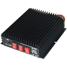VHF 160-170MHz 50W Portable Amateur Radio Walkie Talkie Power Amplifier HYS TC-150V