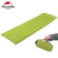 NH innovatieve slaapmatje snelle vullen air bag super licht opblaasbare matras met kussen ook voor rescue leven cusion 550g