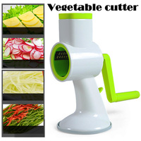 Mandoline Slicer Vegetable Cutter Manual Potato Julienne Carrot Slicer Cheese Grater Stainless Steel Blades