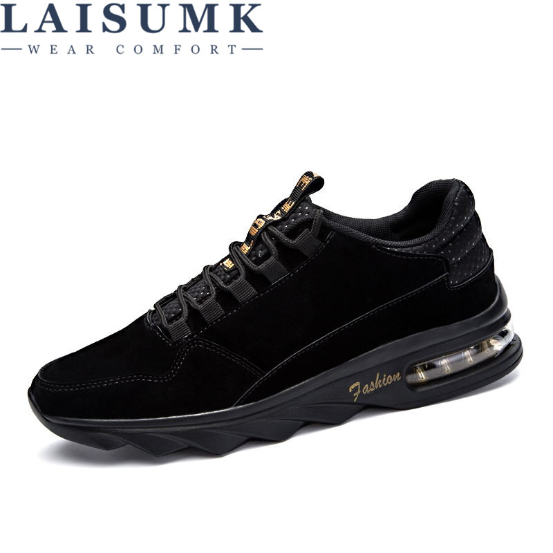 2018 LAISUMK Mens Comfortable Mesh Breathable Slip on Casual Shoes Men Fashion Loafers Shoes Flats Sapatos Masculino