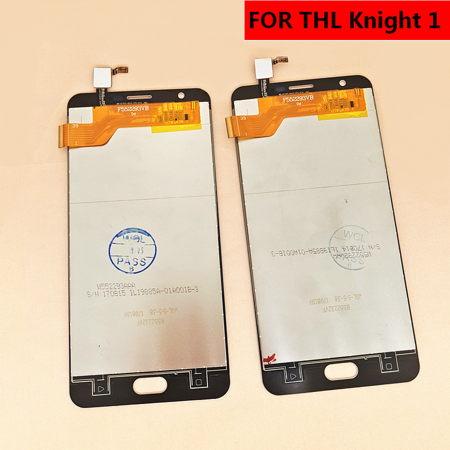 """Image 3 - FOR THL Knight 1 Knight1 LCD Display+Touch Screen Digitizer Assembly Replacement 5.5""""-in Mobile Phone LCD Screens from Cellphones & Telecommunications"""