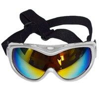 Freddo Cane Cucciolo di Cane Cucciolo Giro In Moto Occhiali Occhio Occhiali di Protezione UV400 Occhiali Da Sole di Modo