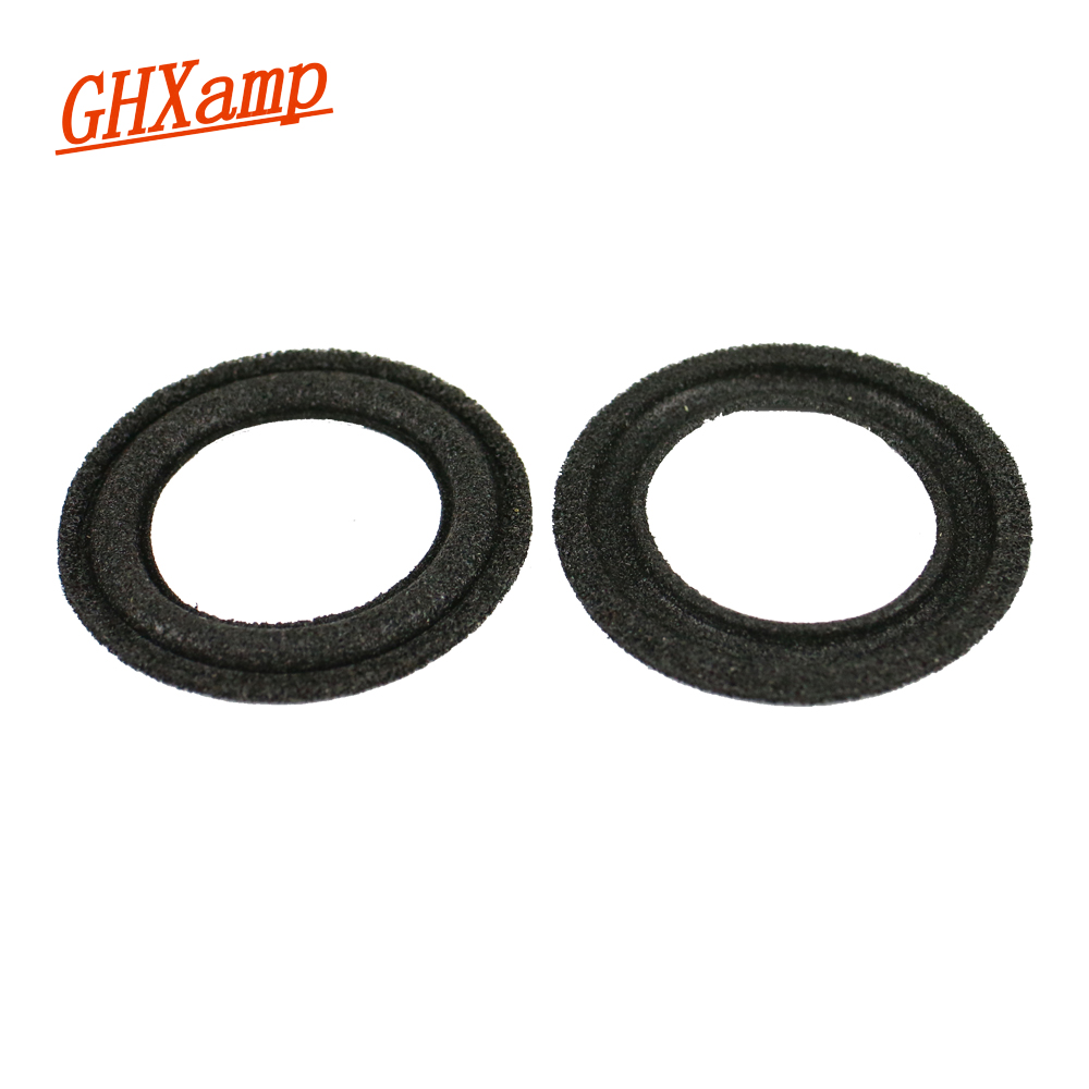 "2pcs 10/"" inch Speaker Foam Edge Speaker Surround Repair Loudspeaker Repair Parts"