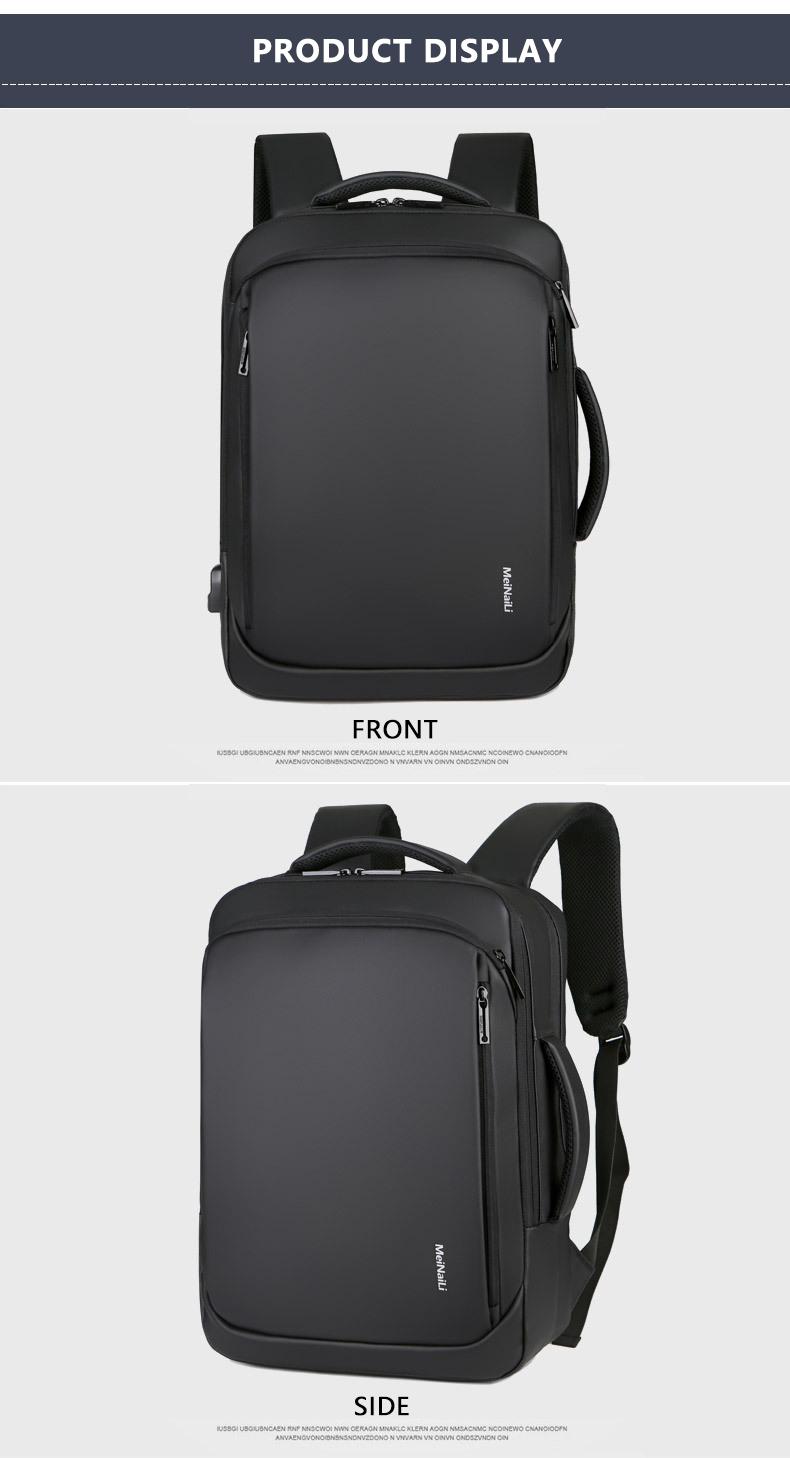 HTB1WYrlN3HqK1RjSZFEq6AGMXXac - 2019 Mens USB Charging Backpack 14 - 15.6 inch Laptop Bags