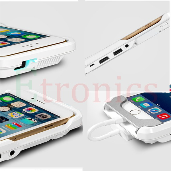 Iphone6s LED Projector