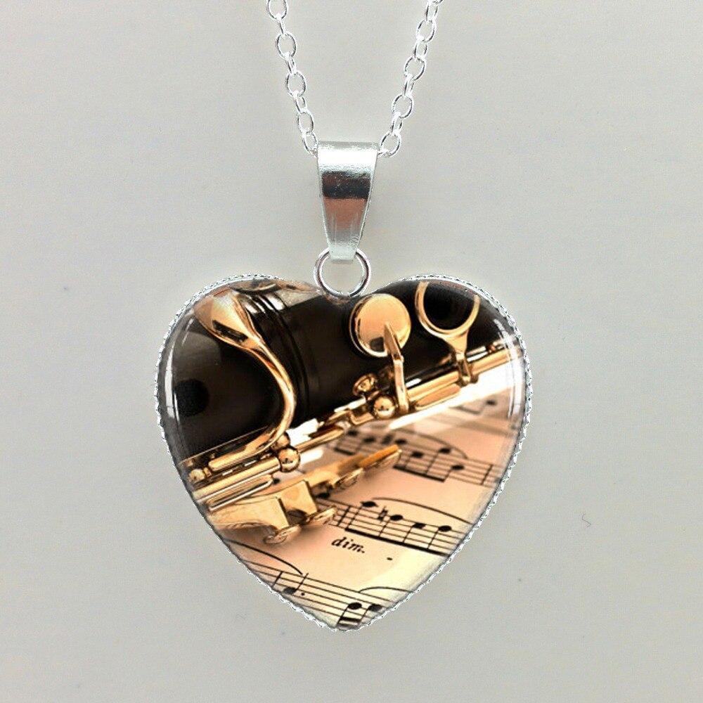 2015 Clarinet Necklace Music