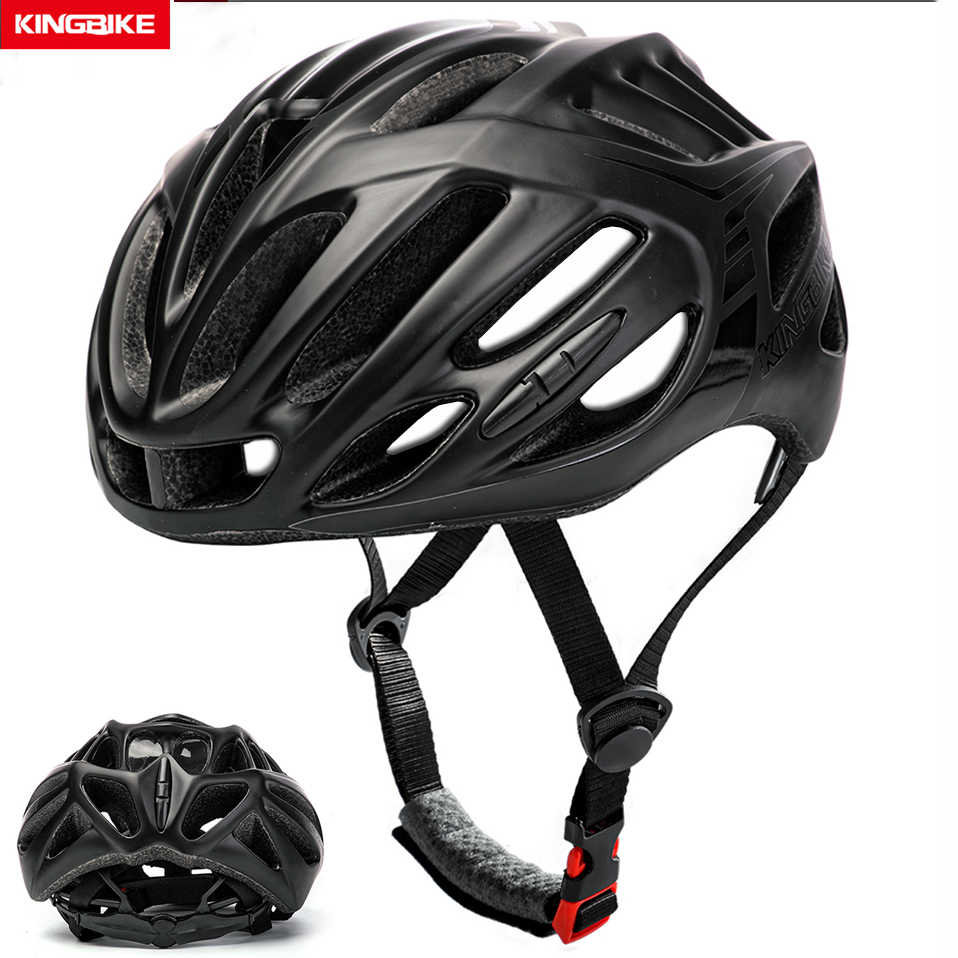 BASECAMP Men Bike Road Mountain Cycling Helmet Capacete Da Bicicleta Matt Black Bicycle Helmet Casco Mtb Women Light Bike Helmet