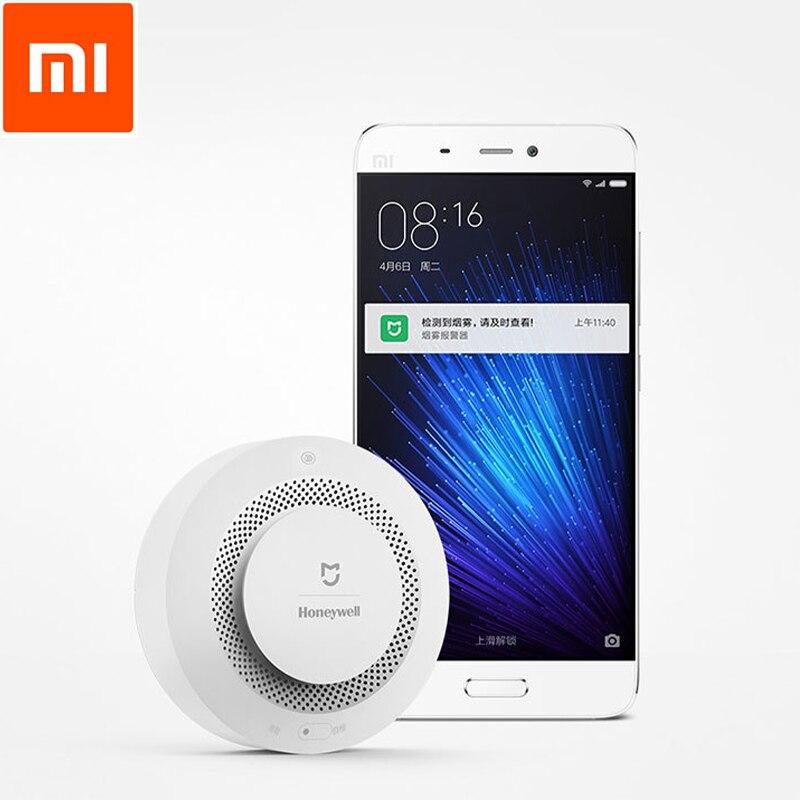 Xiaomi Mijia Fire Alarm Smoke Detector Smart Home Remote APP Control