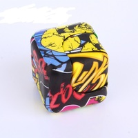 Ew Cube Relieves Anxiety And Stress Toys Finger Puzzle Relieve Anxiety Autism Toy New Style Squeeze