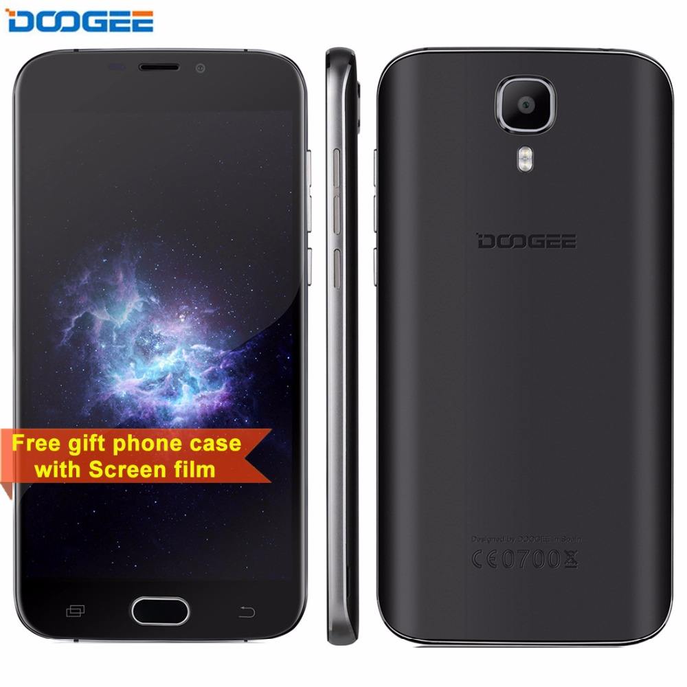 DOOGEE X9 Pro RAM 2GB ROM 16GB Dtouch Fingerprint 5 5 2 5D Android 6 0