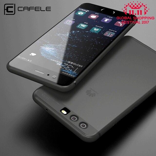 Cafele мягкий чехол для Huawei P10 случаях ТПУ кремния тонкий сзади защитить кожу ультра тонкий телефон чехол для Huawei P10 плюс Чехол