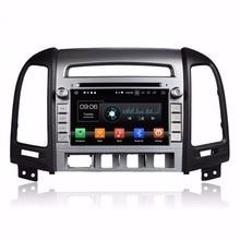 4GB RAM Octa Core 7″ Android 8.0 Car dvd Player for Hyundai Santa Fe 2006-2012 With Radio GPS Bluetooth WIFI USB DVR Mirror-link
