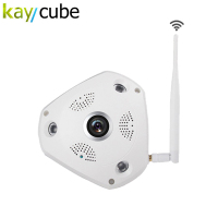 NEW 960P 3D VR WIFI Audio IP Camera Yoosee P2P Onvif Panoramic Night Vision Fish EYE CCTV Wireless Camera TF Card Slot Max64G