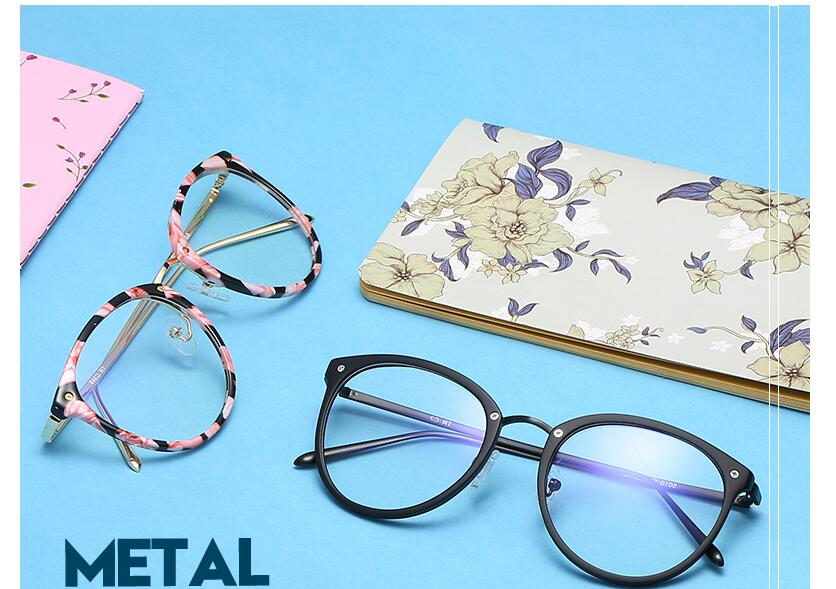 f8189b6f69d7 Cheap oculos de grau, Buy Quality frame eyeglasses directly from China optical  frames eyeglasses Suppliers: TR90 Women&'s Floral Glasses Frame Optical  Frame ...