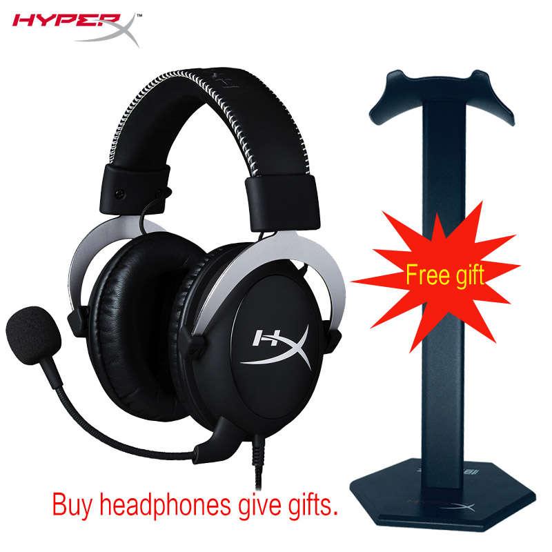 HyperX Cloud Gaming Headset automáticamente Cancelación de ruido auriculares de cancelación de ruido Micrófono control de volumen