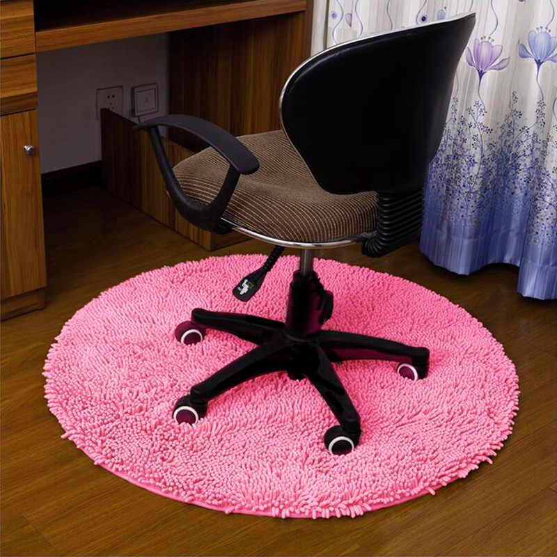 Round Water Absorption Doormat Floor Mat Non Slip Circular Carpet Kitchen Door Office Chair Mat Rug Hallway Porch Doormat 80cm Mat Aliexpress