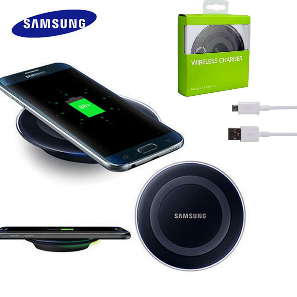 Wireless charging homemade cheap samsung galaxy note gt n7000 - Samsung Wireless Charger Original Charging Pad Board For Samsung Galaxy S6 S6 Edge S7 S7