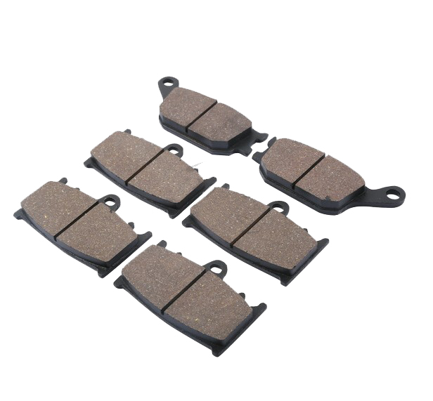 Motorcycle Rear Front Brake Pads For SUZUKI GSF 1250 S ABS BANDIT 2007 Disc New плита аксинья кс 104 brown