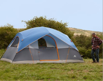 Free Shipping Ozark Trail 8-Person Dome Tent & Free Shipping Ozark Trail 8 Person Dome Tent-in Tents from Sports ...