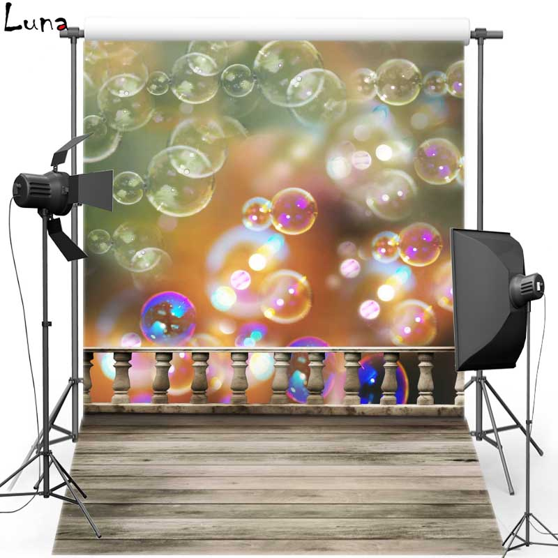 sparkle buble telones de fondo de vinilo photography fondo para nios burbuja oxford s fondos para estudio fotogrfico