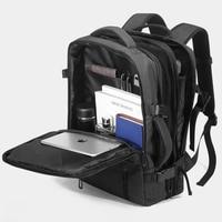 Outdoor 40L Large Backpack Laptop 17'' 15.6 Inch Mochila Travel Bag Men Male Backpacks Women Bagpack Anti theft Male Female Bags