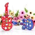 Guitarra de Brinquedo Eletrônico do bebê Das Crianças Das Crianças do Berçário Rima Música Developmental Toy
