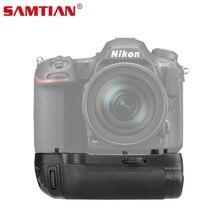 SAMTIAN soporte Vertical de batería multifuncional para cámara NIKON D500 DSLR, reemplazo de MB D17, funciona con batería de EN EL15