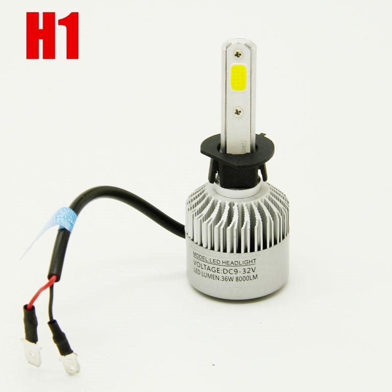 h1 led headlight_