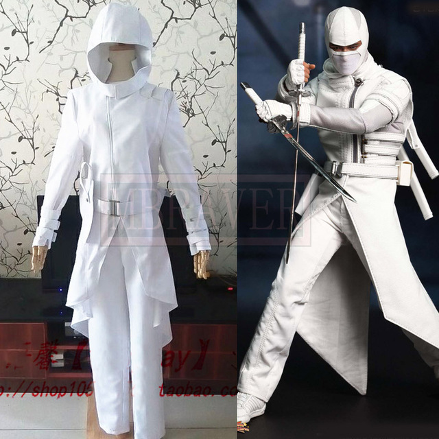 G.I. Joe Rise of Cobra Storm Shadow Byung hun Lee Outfit Cosplay Costume : storm shadow costumes  - Germanpascual.Com