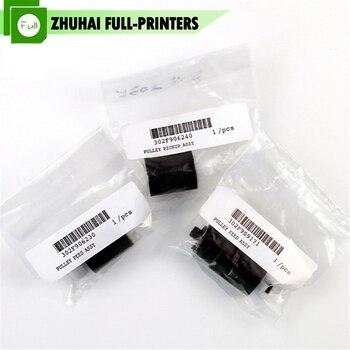 5sets New Original Paper Pickup Roller Kit For Kyocera FS1100 FS1028 1320 Part Number 302F909171 302F906230 302F906240