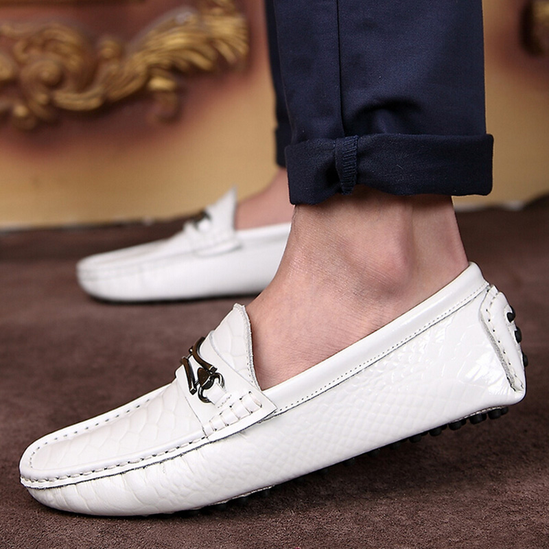 Zapatos blancos casual para hombre 4IY4RhDAQd