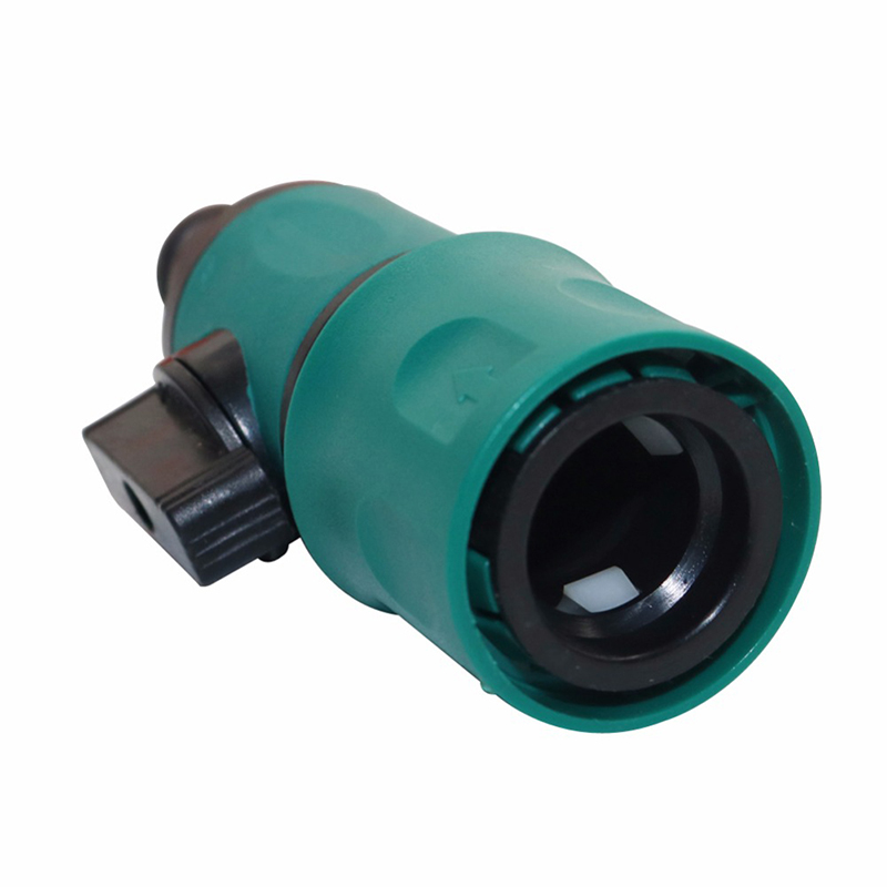 HTB1WZ1Al26H8KJjSspmq6z2WXXan Plastic Valve with Quick Connector Agriculture Garden Watering Prolong Hose Irrigation Pipe Fittings Hose Adapter Switch 1 Pc