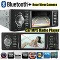 1 DIN 3.6 ''TFT экран bluetooth для камеры заднего вида Автомобиля MP5 Player видео выход USB/SD/MMC/AUX/FM с красочная подсветка