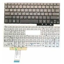 US Black New English laptop font b keyboard b font For ASUS UX32 UX32A UX32E UX32V