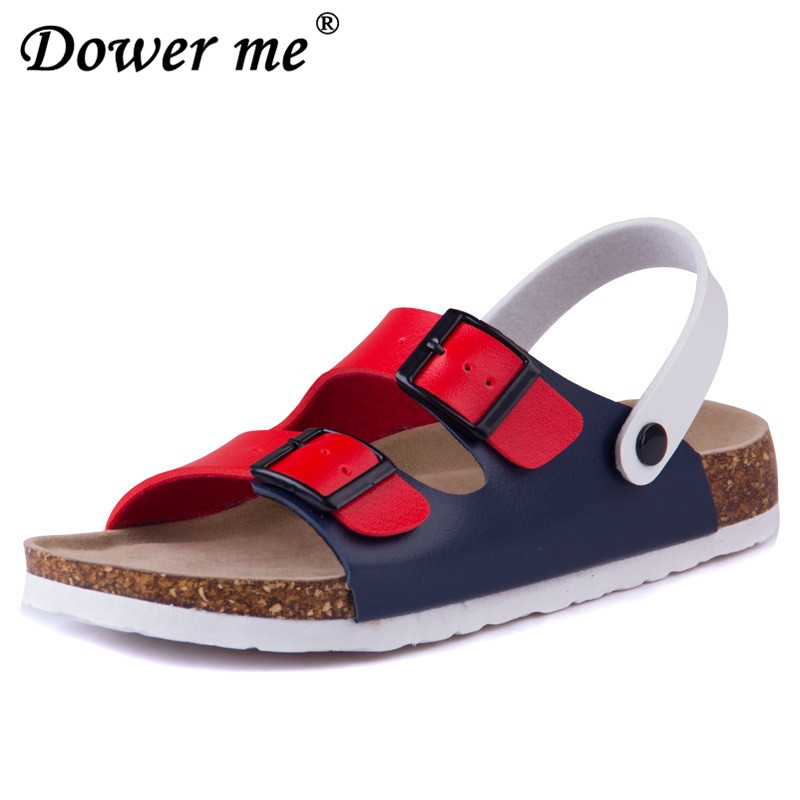unisex 2019 new fashion summer beach shoes women sandals roma leisure breathable Cork slippers dual-purpose comfortable sandal 2015 summer new fashion and leisure solid cool women sandls flat buckle knot women sandal breathable comfort women sandals e309