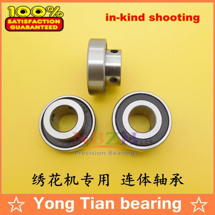 B6003 2RS textile machine embroidery machine parts bearing non standard piece bearing 6003LT15 6003LT17 15x17x35x10 mm
