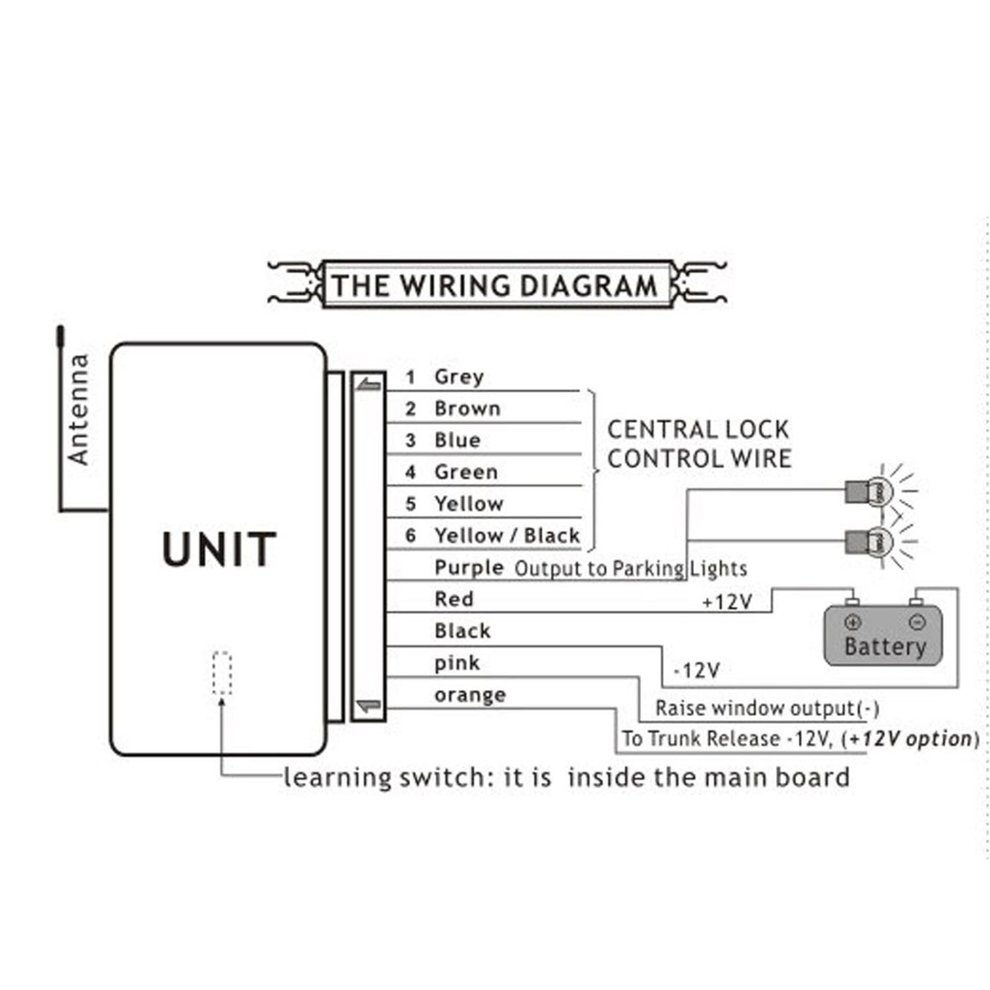 Remote Control Door Lock Wiring Diagram For Car Archive Of Central M602 8175ds Universal Locking Kit Rh Aliexpress Com