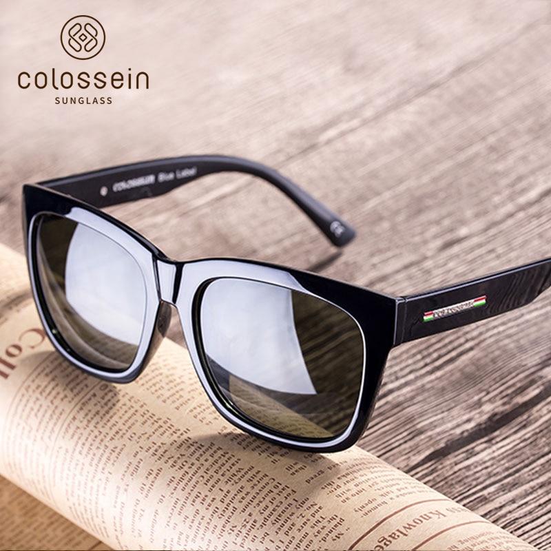 COLOSSEIN Nouvelle Mode lunettes de Soleil Polarisées Hommes ... 235fce6d2304
